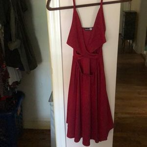 Dresses & Skirts - Red going out dress